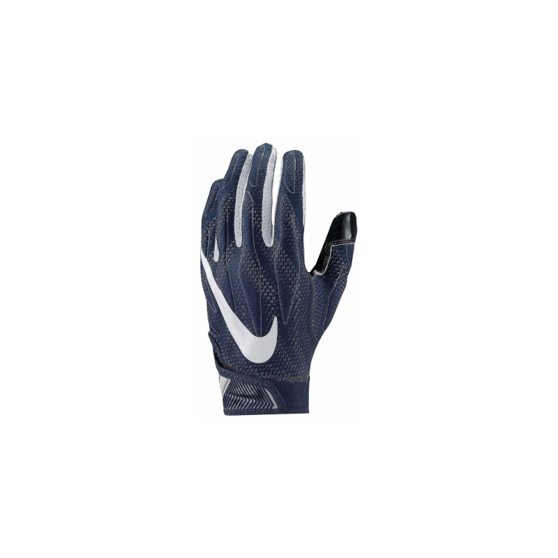 gant de football am ricain nike superbad 4 0 bleu navy sportland american. Black Bedroom Furniture Sets. Home Design Ideas