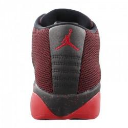 Chaussure de Basketball Jordan Horizon Low NoirRouge Pour Enfants