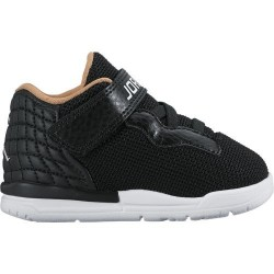 Chaussure pour bébé Jordan Academy BT noir