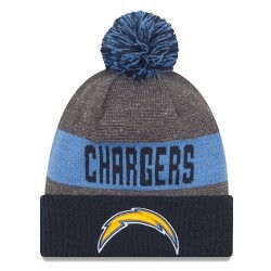 Bonnet NFL San Diego Chargers New Era Sideline Bobble