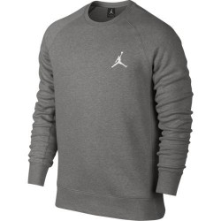 Sweat Jordan Flight Fleece Gris pour homme