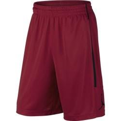 Short de Basket-Ball Jordan Double Crossover rouge pour homme