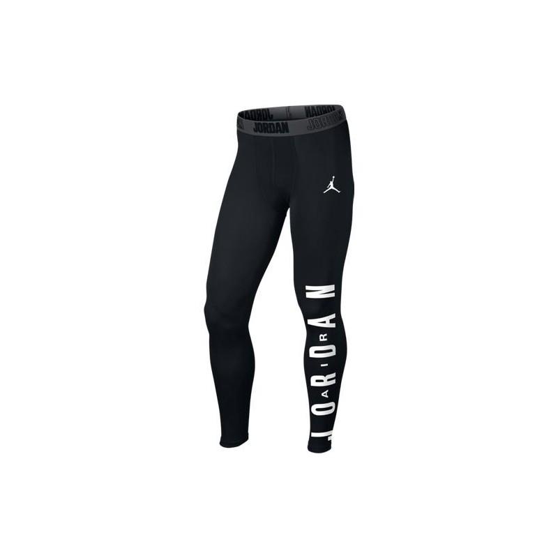 bas de compression legging air jordan classic tight noir pour homme sportland american. Black Bedroom Furniture Sets. Home Design Ideas