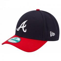 10047507_Casquette de Baseball Atlanta Braves The League 9Forty Adjustable