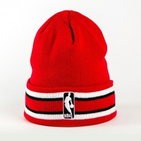 Bonnet NBA Chicago Bulls Mitchell & Ness rouge