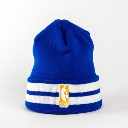 Bonnet NBA Golden State Warriors Mitchell & Ness bleu