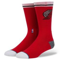 Chaussettes NBA Stance Blazers Arena Logo