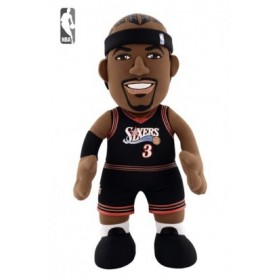 Poupluche NBA Allen Iverson Philadelphie Sixers