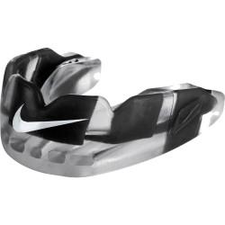Protège dent Nike Hyperflow Adulte Noir avec strap