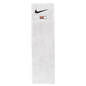 Nike Football Towel Blanc