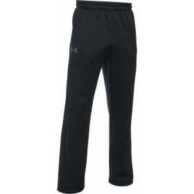 Pantalon Under Armour Storm Armour Fleece Icon noir pour homme
