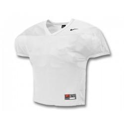 Maillot d'entrainement de football américain nike velocity 2.0 practice Blanc