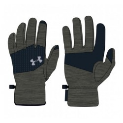 Gant Under Armour Survivor Fleece gris navy pour homme