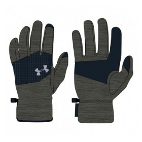 Under Armour Survivor Fleece glove gris navy para hombre