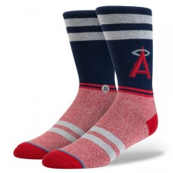 Chaussettes MLB Diamond Stance Los Angeles Angels