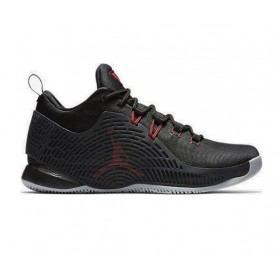 Chaussure de Basketball Jordan CP3 X noir rouge pour homme