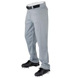 Pantalon de Baseball/Sofball Wilson P200 coupe large gris pour homme