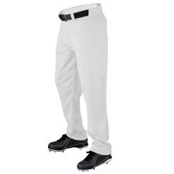 Pantalon de Baseball/Sofball Wilson P200 coupe large blanc pour homme
