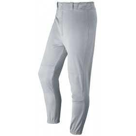 Pantalon de Baseball/Sofball Wilson Poly warp knit Inseam gris pour adulte