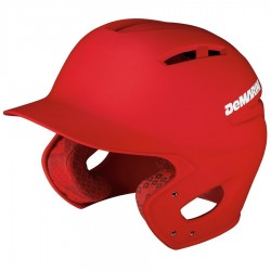 Casque de Baseball Demarini Paradox Rouge matte