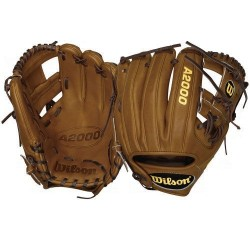 "Gant de Baseball Wilson A2000 Dustin Pedroia 11.5"""