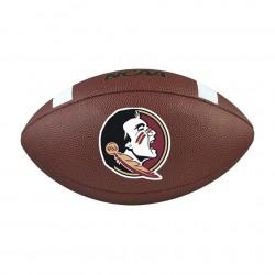 Ballon de Football Américain Wilson NCAA Composite Florida State Team