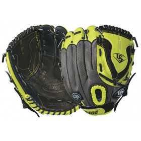 Gant de Baseball Louisville Slugger Diva Hyper Green Pour junior