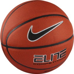 Ballon de Basketball Nike Elite Competition 8 panneaux taille 7 Orange