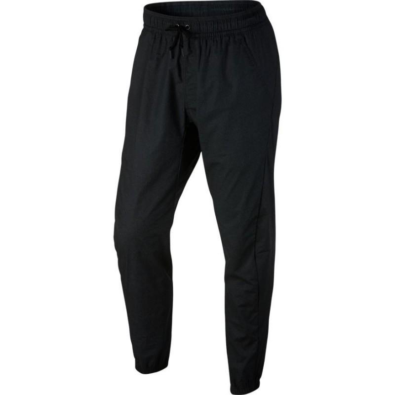 1ba483982be Pantalon Jordan city noir imprimé pour homme
