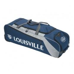 Sac De Baseball à roulette Louisville Slugger EB Series 3 RIG Navy