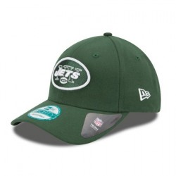 10517874_Casquette NFL New-York Jets New Era The league 9FORTY Ajustable Vert