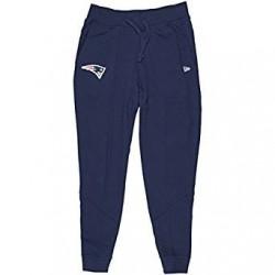 Pantalon NFL New England Patriots New Era Nos Track Pant navy pour homme