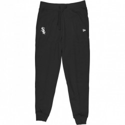 Pantalon MLB Chicago White Sox New Era Nos Track Pant Noir pour homme