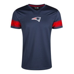Maillot NFL de supporters petit logo New England Patriots New Era 2016-17