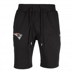 Short NFL New England Patriots New Era Team apparel noir pour homme