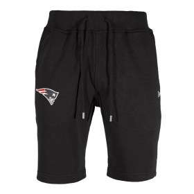 Short NFL New England Patriots New Era Team apparel noir pour homme
