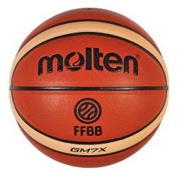 Ballon de basket Molten GMX7 taille 7
