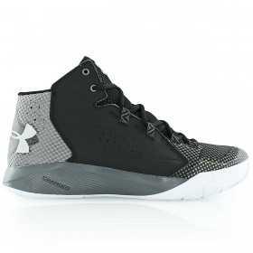 Chaussure de Basketball Under Armour Torch Fade Noir gris