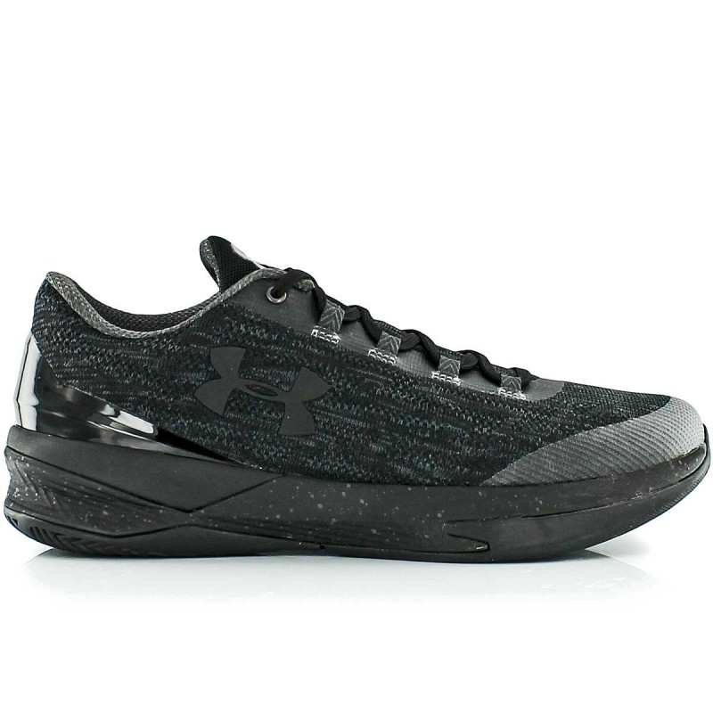 Under Armour Charged Controller Noir - Chaussures Baskets basses Homme