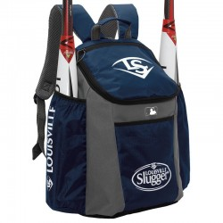 Sac à dos de Baseball Louisville Slugger EB Series 3 Stick pack Navy