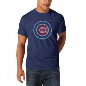 T-shirt MLB Chicago Cubs Scrum Tee 47 Brand