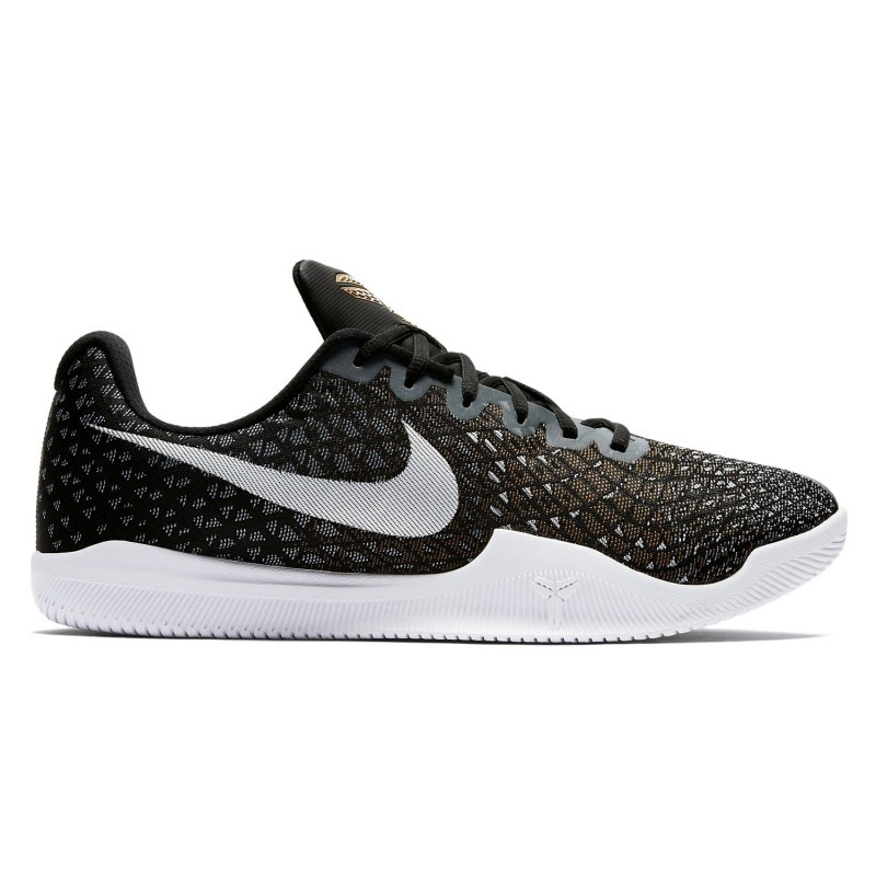 discount sale 54206 65fec Chaussure de BasketBall Nike Kobe mentality 3 Mamba instinct Noir