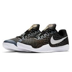 vente discount 601aa a57f8 Chaussure de BasketBall Nike Kobe mentality 3 Mamba instinct Noir