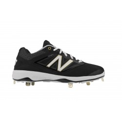 Crampons de Baseball New balance Spikes Metal low 4040V3 Noir pour Homme