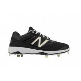 Crampons de Baseball New balance Spikes Metal low 4040V3 Noir pour Homme