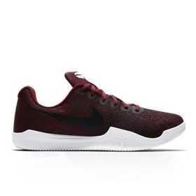 Chaussure de BasketBall Nike Kobe mentality 3 Mamba instinct Rouge Blanc