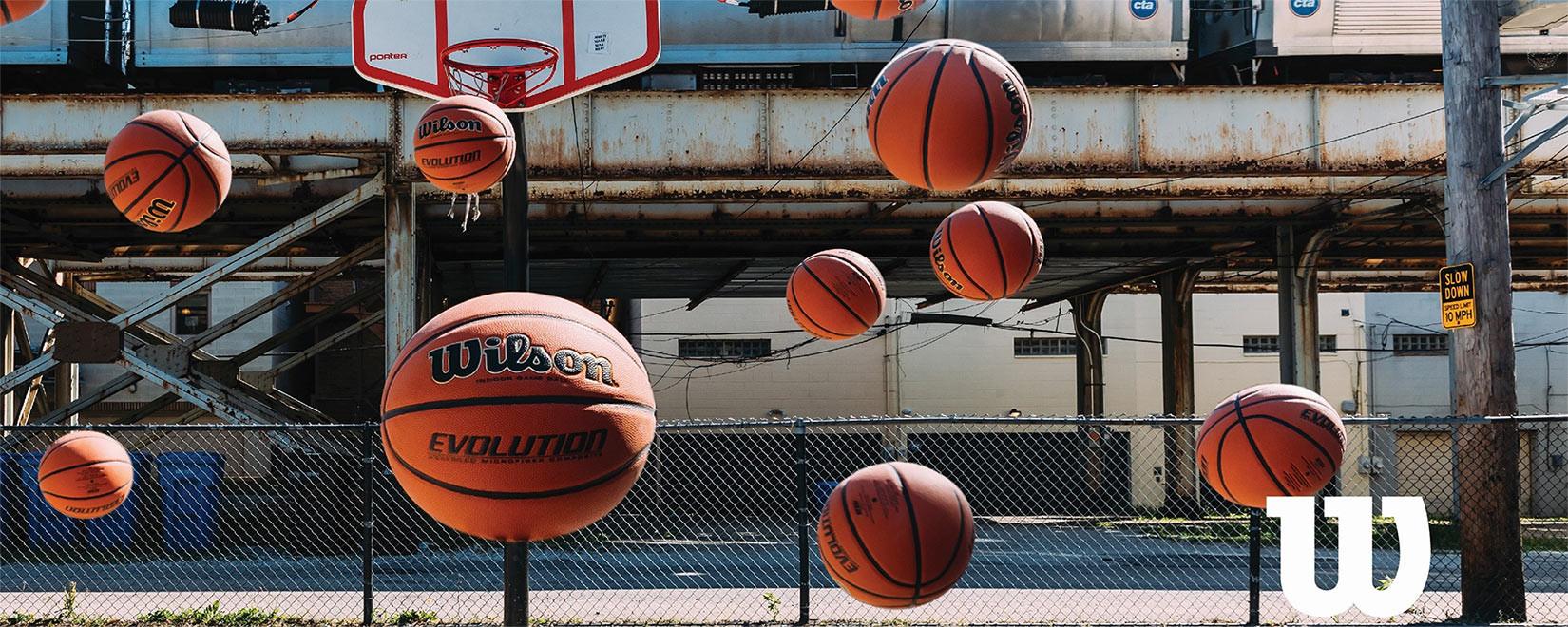 ballon de basketball Wilson